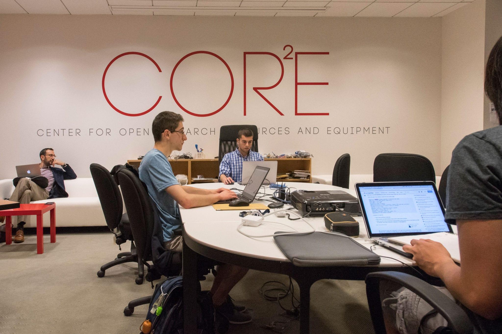 Cor2e lab